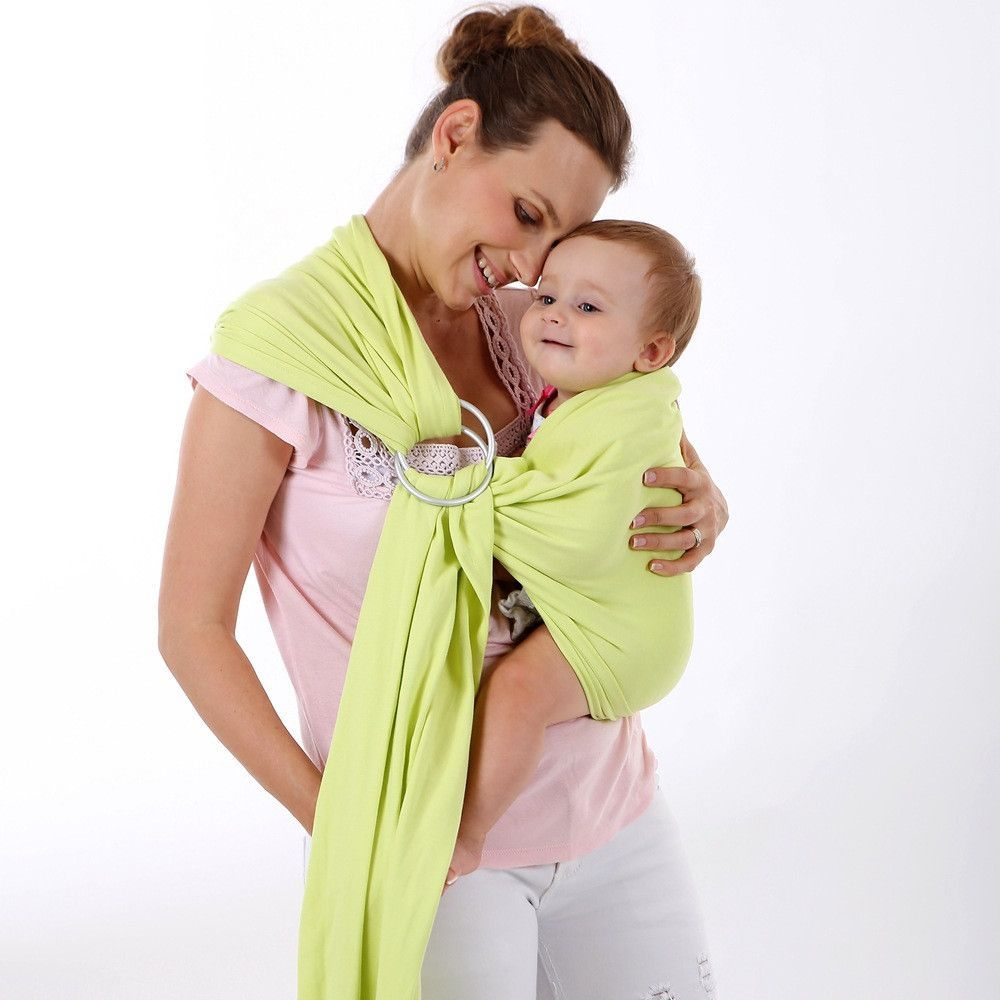 Baby Sling Carriers 100% CottonBaby Wrap Ergonomic Baby Carrier Toddler  Wrap Bag Infant sling Kangaroo