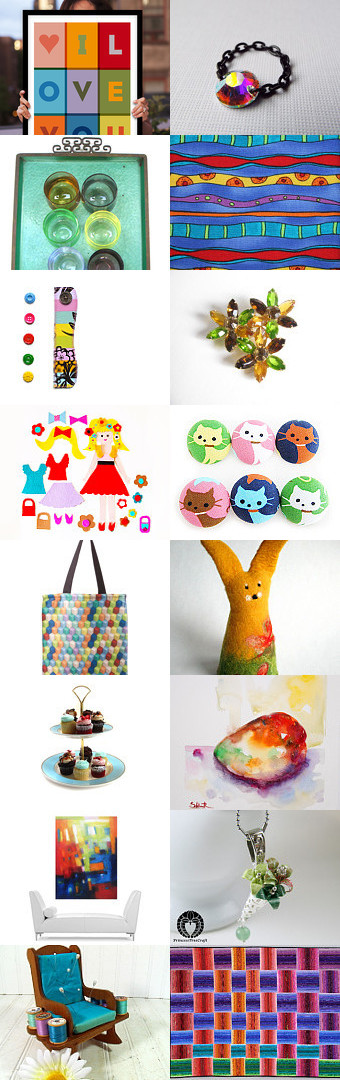color my life by Patrick Rabbat on Etsy--Pinned with TreasuryPin.com
