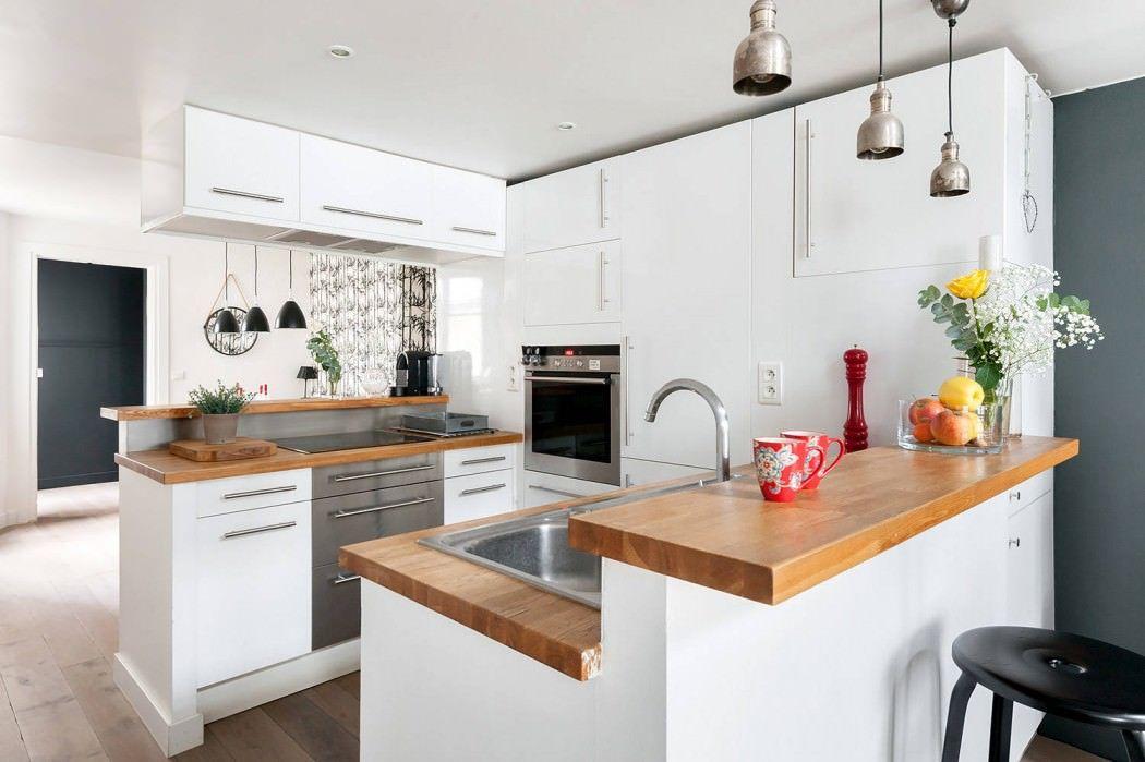 Duplex Republique By Am Alexandra Magne Kitchen Decor Kitchen