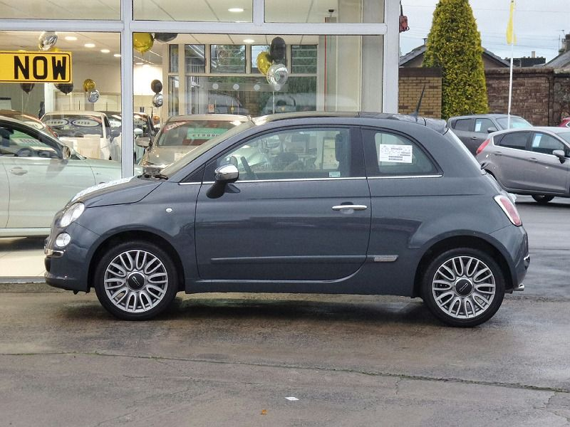 FIAT 500 1.2 Cult 3dr (start/stop) Hatchback for sale in Ayr | Auto ...