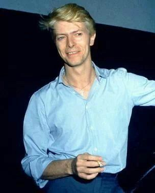 Bowie 80s.