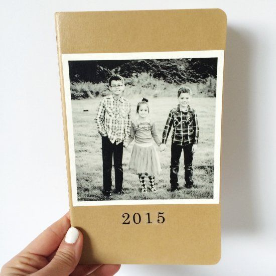 Start the year off with a personalized Kraft Moleskine You only - Logiciel Pour Maison D