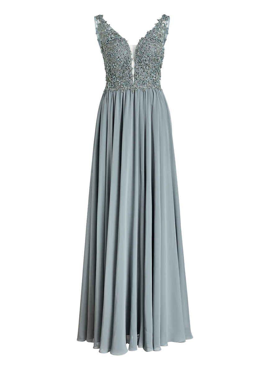 Abendkleid von unique bei Breuninger kaufen  Fashion, Dresses