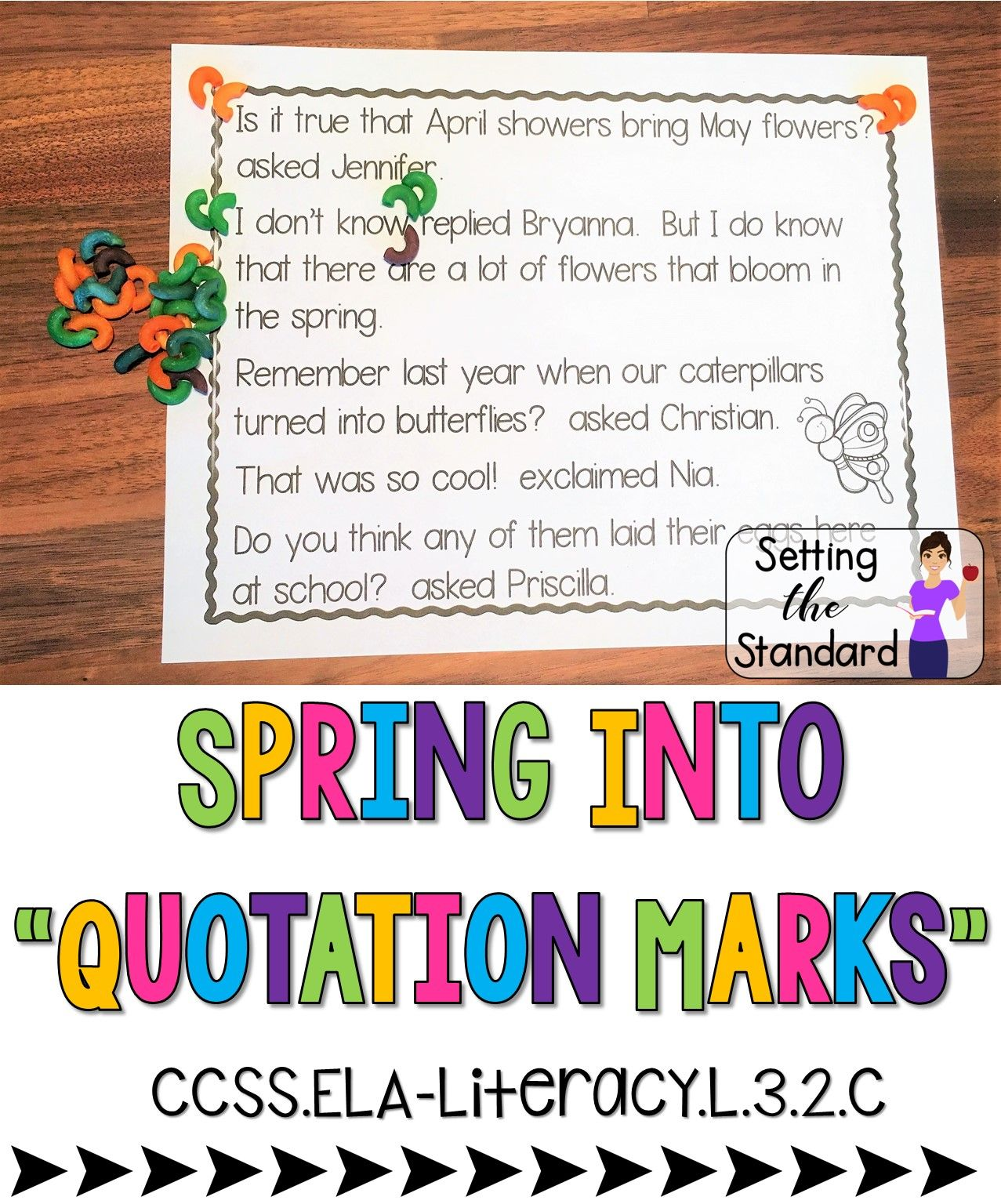 Quotation Marks With Images
