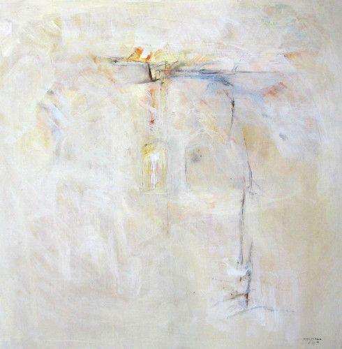 Near the Storm, David Baca, acrylic/panel, $950. #contemporaryart