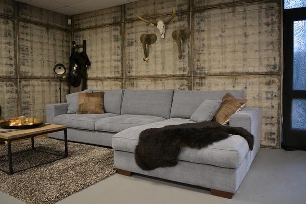 Couch U-Form U-Couch Landhaus - Landhaus Möbel bei Möbelhaus ...