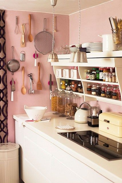 decant and decorate pink kitchen pinterest kitchen home and