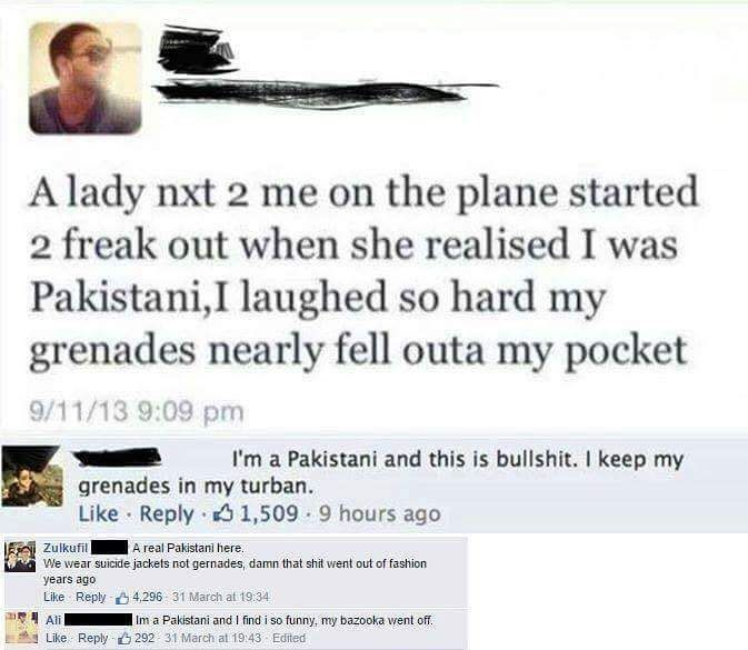 Just A Funny Share By Pakistanier News Pakistani Incredibleindia