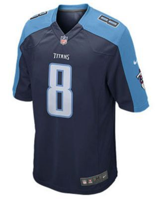 new products 2d70e deaf4 Nike Kids' Marcus Mariota Tennessee Titans Limited Jersey ...