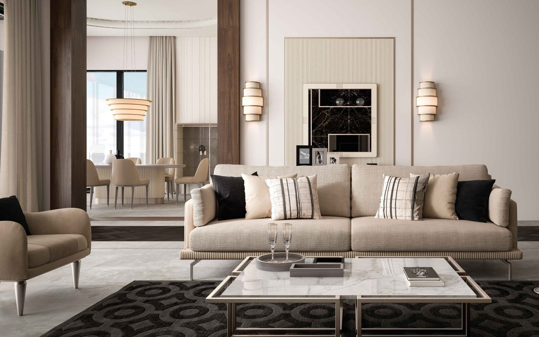 Ottimo Brings Luxury Italian Furniture Brand Cipriani Homood To India The Architects Diary Italian Sofa Designs Italian Furniture Brands Italian Furniture