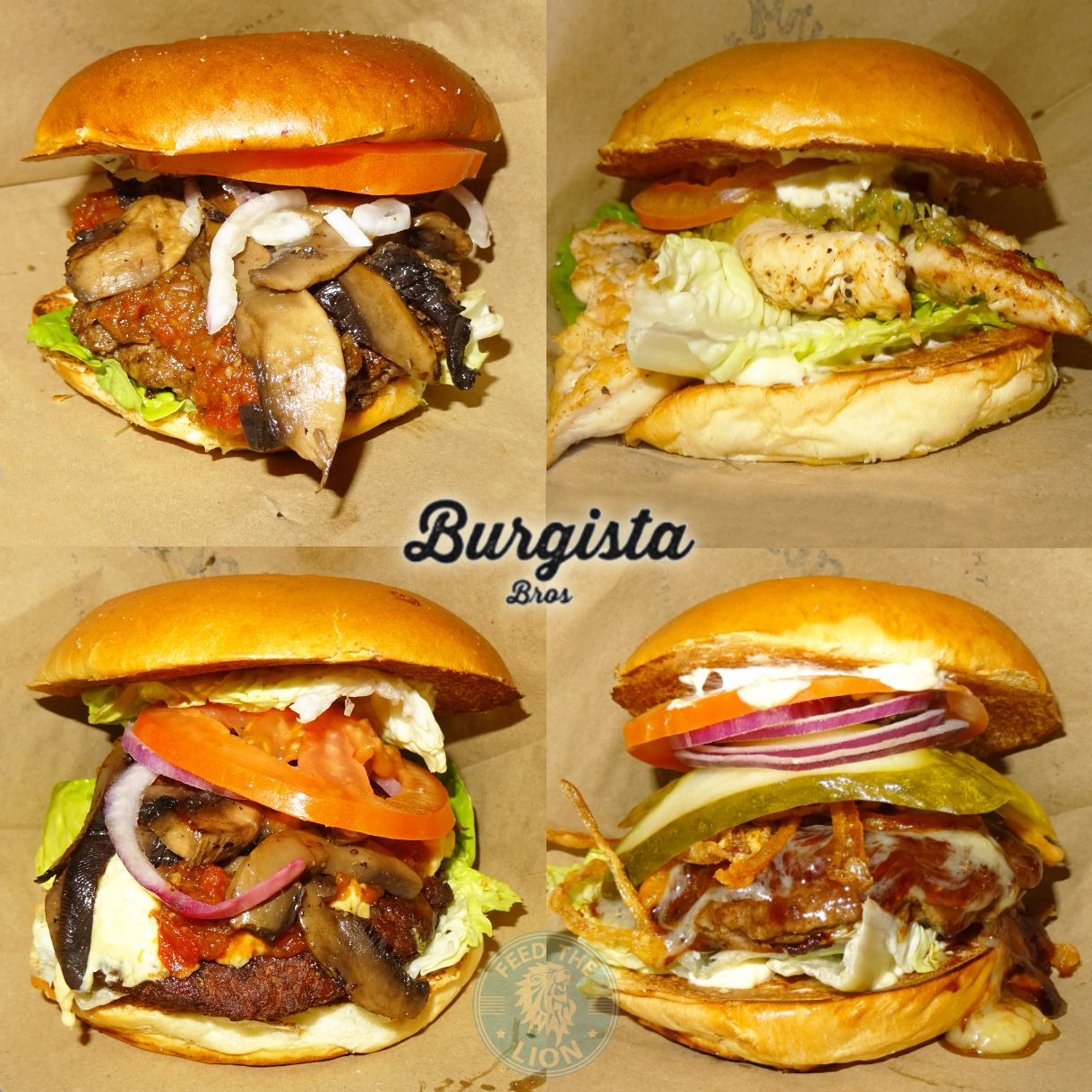 brioche burger the art of gourmet burgers in the heart of east