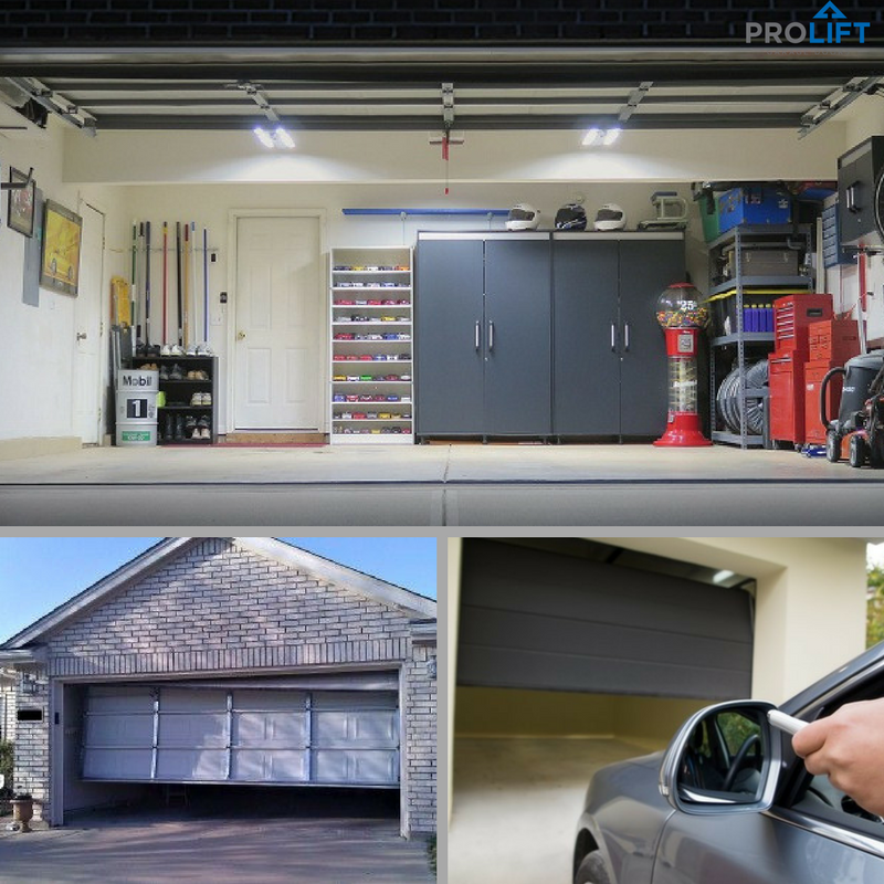 Did You Know That When A Garage Door Is Left Open Unlocked Or Is Broken Your Home Becomes A Ta Garage Door Installation Garage Door Design Home Security Tips
