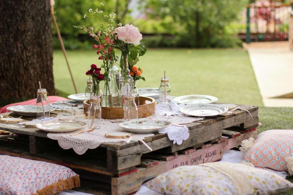 Boho Garden Party Birthday Party Ideas Boho Garden Party Garden