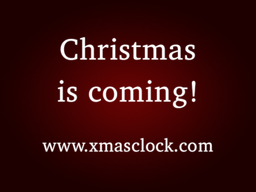 Christmas Countdown - Find out how many days until Christmas ...