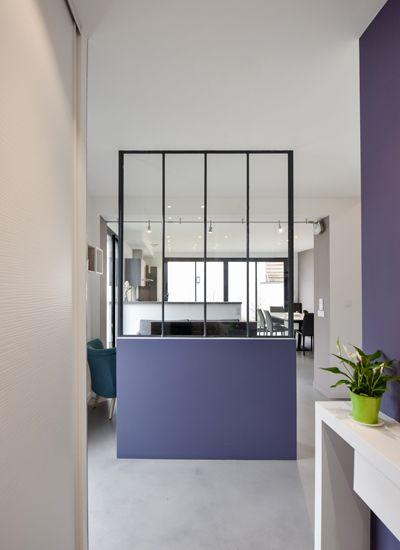 Un esprit loft. Marion Lanoë, Agence architecture interieure ...
