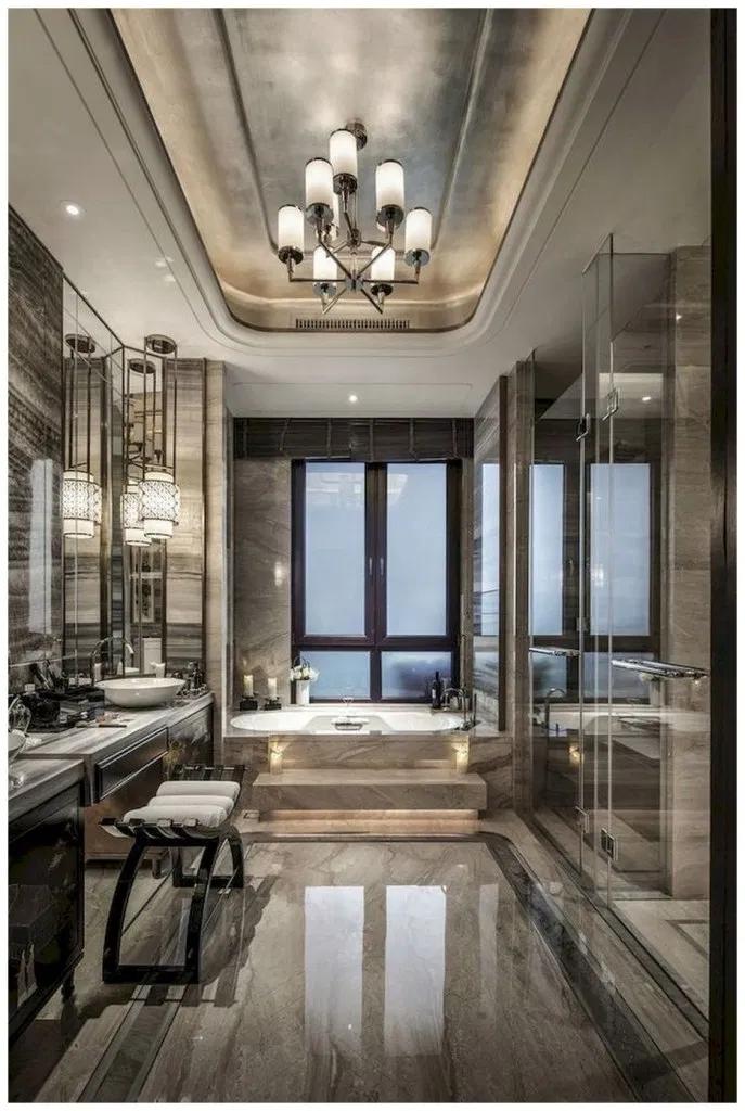 35+ Impressive Master Bathroom Remodel Ideas » Fashionova ...