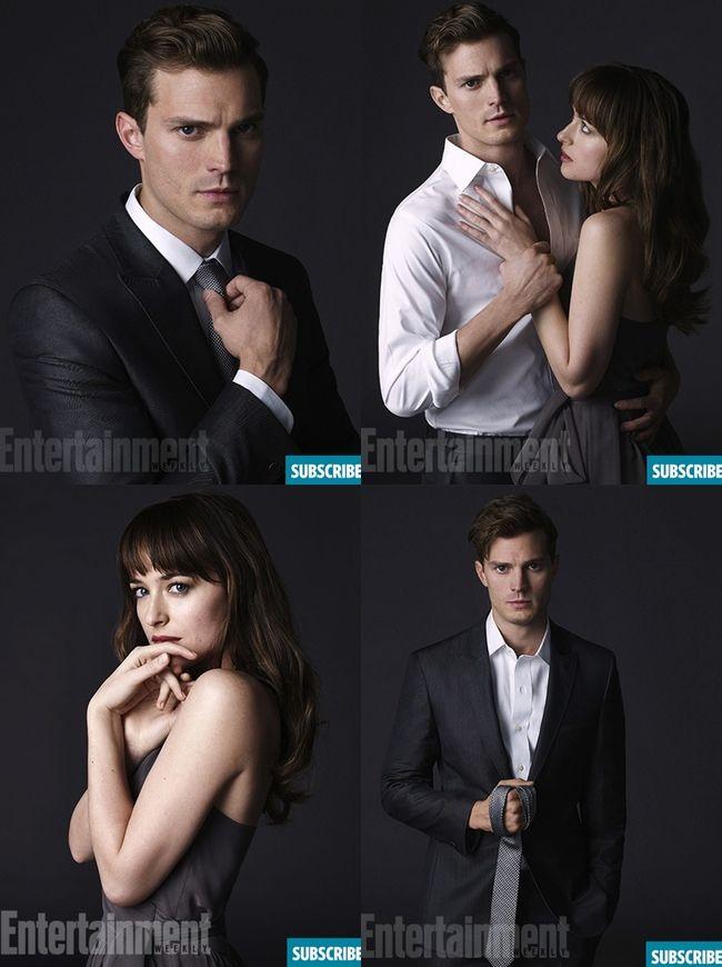 Estos Son Los Protagonistas De La Nueva Pelicula De 50 Sombras De Grey Jamie Dornan Y Dakota Johnson Cinquenta Tons Cinquenta Tons