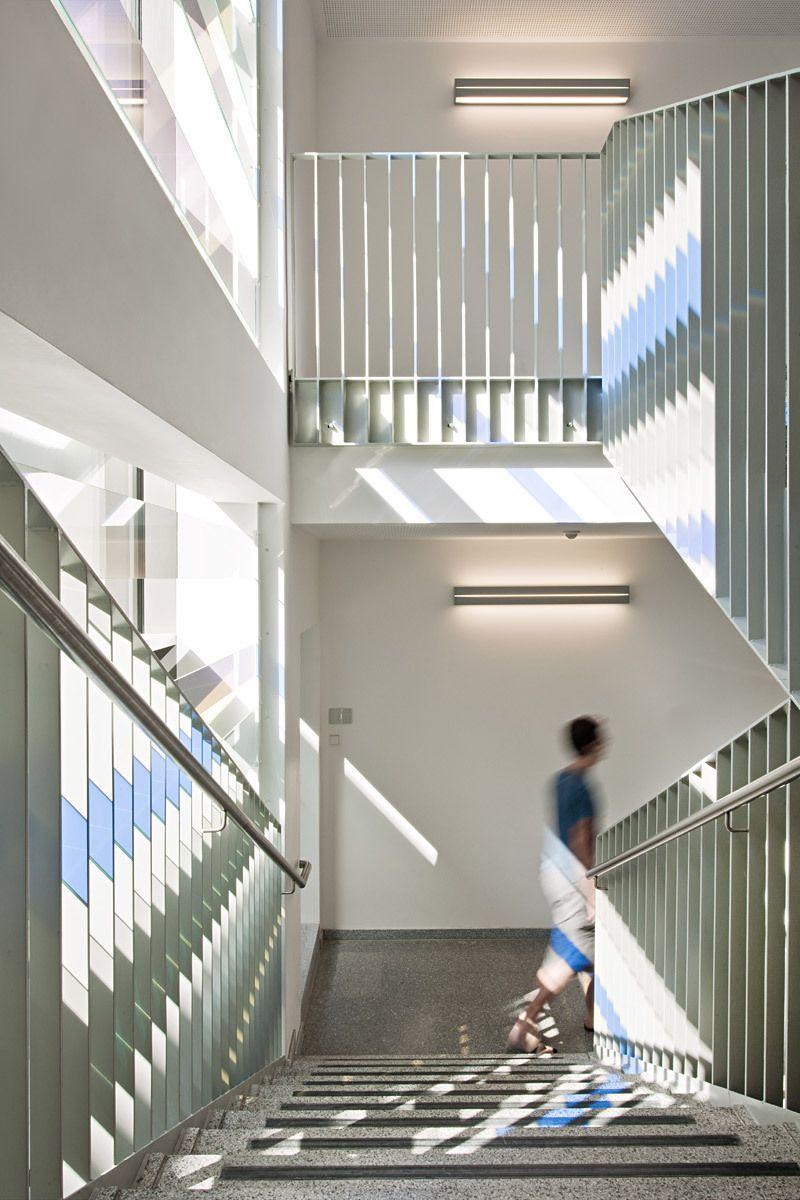 Staircase (Photo: Hertha Hurnaus)