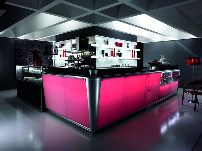 Banco Bar Modello Zerodieci Dalle Linee Pulite Ed
