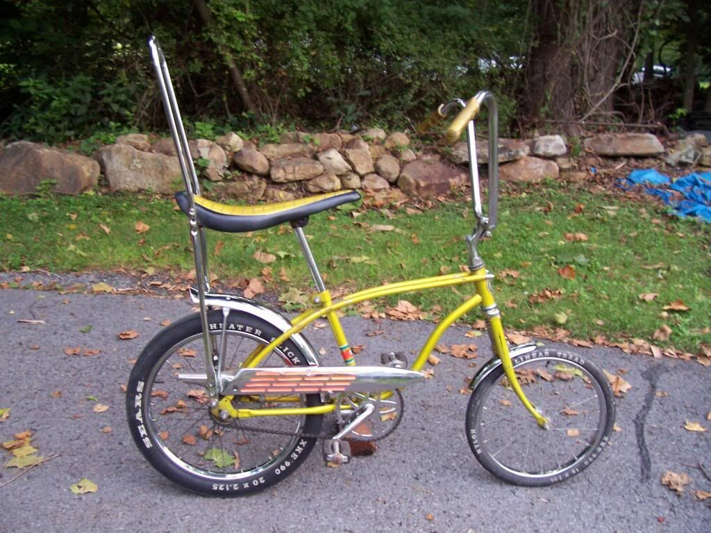 1970s Sears Gremlin My First Bike A Childhood In Chicago And