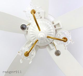 Have you heard about the latest design trend? Ceiling fans are tres ...