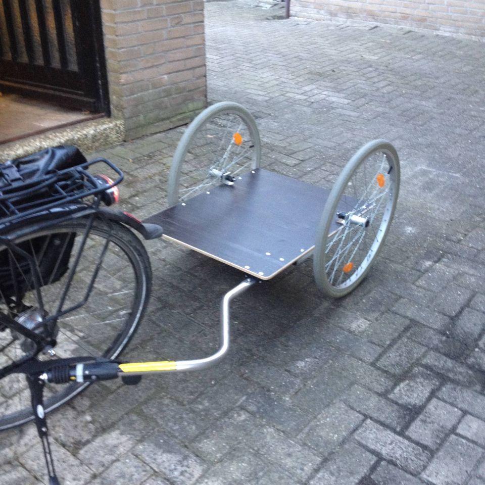 Fahrrad-Anhänger - Bauanleitung zum Selberbauen - 1-2-do