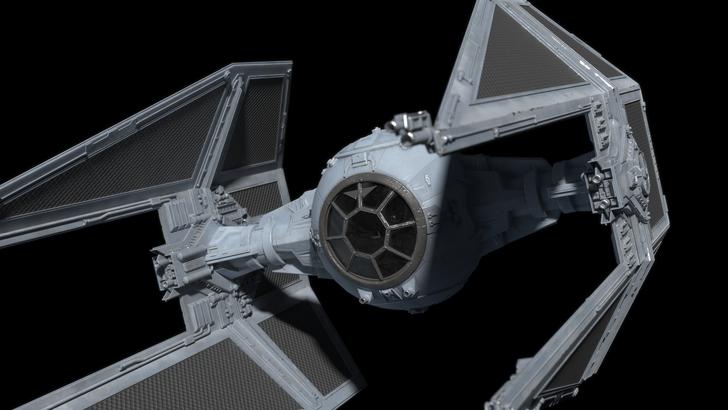 Detailed 4k Very Zoomy Tie Fighters Comparison Renderings Star Wars Post Star Wars War Fighter
