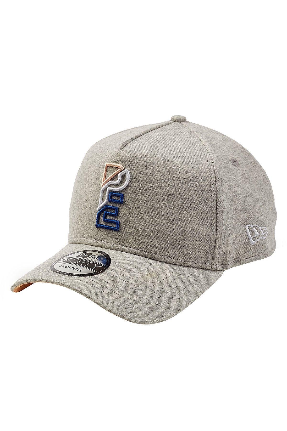 The P E Era Baseball Cap In Grey