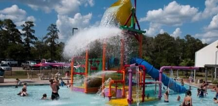 Conroe Aquatic Center In Conroe Texas Fort Worth Texas Conroe Travel