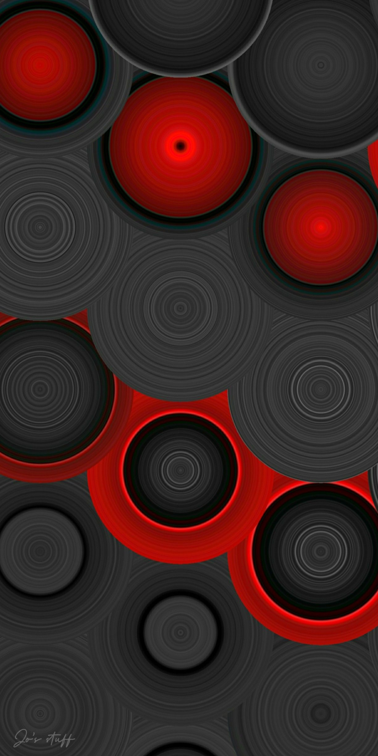 Jo S Stuff Red Colour Wallpaper Red And Black Wallpaper Backgrounds Phone Wallpapers