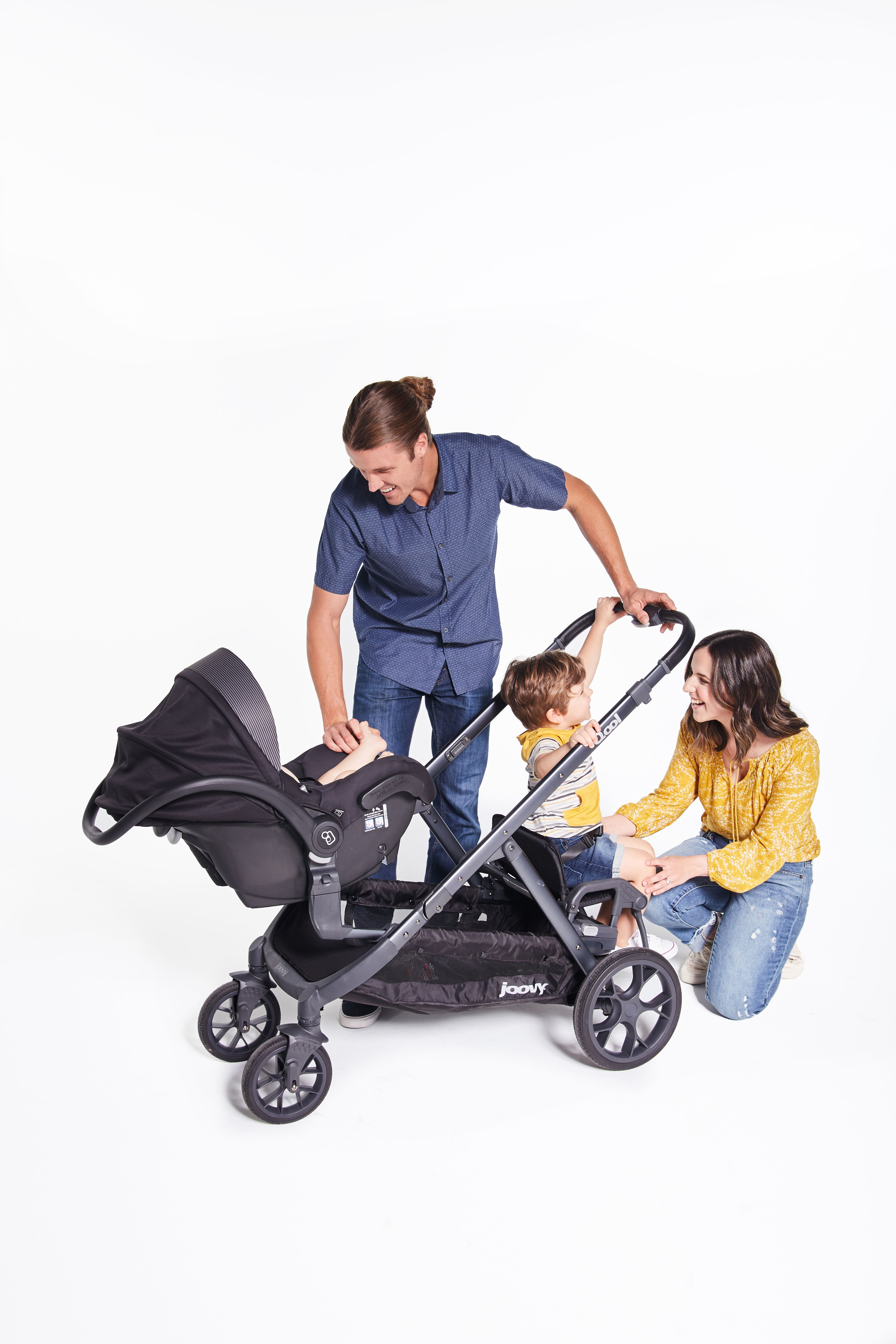 Qool Strollers at disney world, How to have twins, Three