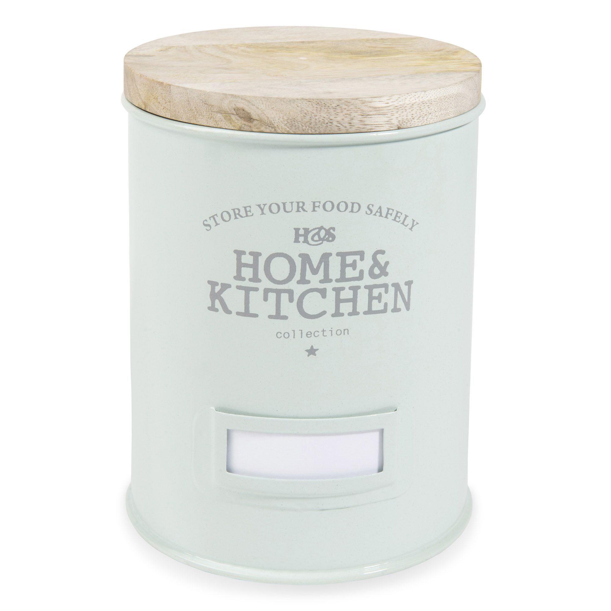 Dose HOME KITCHEN aus Metall, H 16 cm | Kitchen | Pinterest