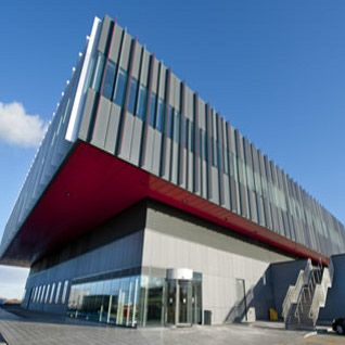 University of Edinburgh opens SCRM building World Interior