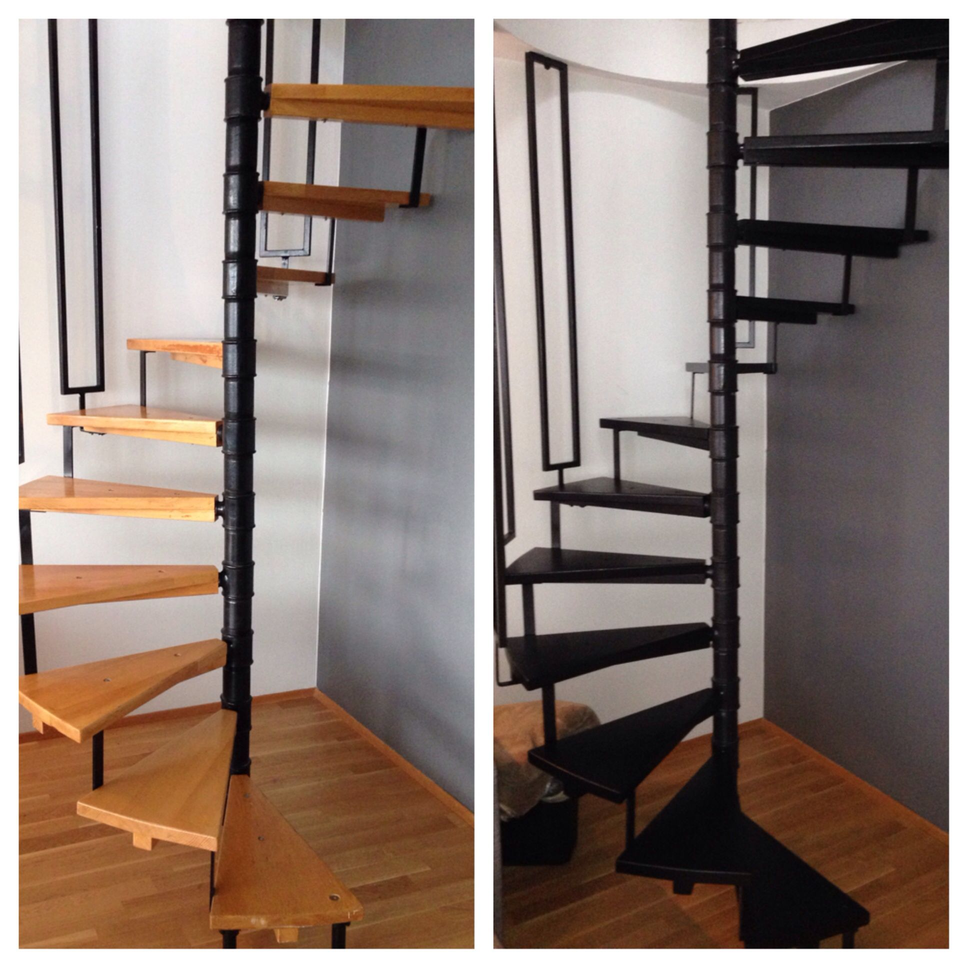 Top 70 Best Painted Stairs Ideas: Best 25+ Black Painted Stairs Ideas On Pinterest