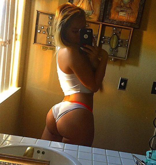 All Dat Thick White Ass
