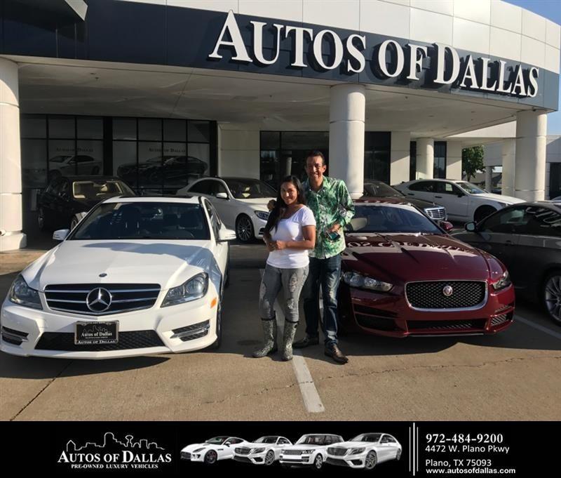 Happybirthday To Francisco Raquel From Omay Bosch At Autos Of Dallas Happybirthday Autosofdallas Car Dealership Auto Jaguar Xe