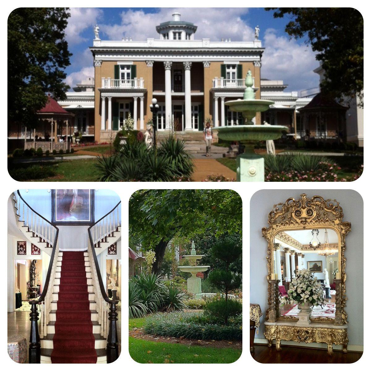 Belmont Mansion Nashville, TN Nashville attractions
