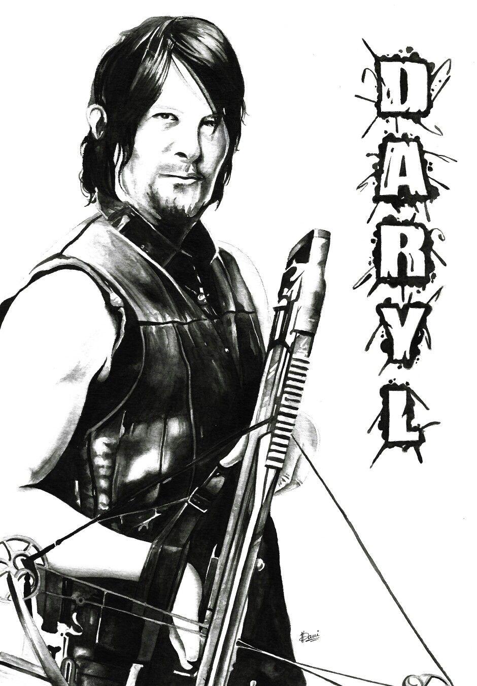 DARYL DIXON (With images) Daryl dixon, Dixon, Daryl