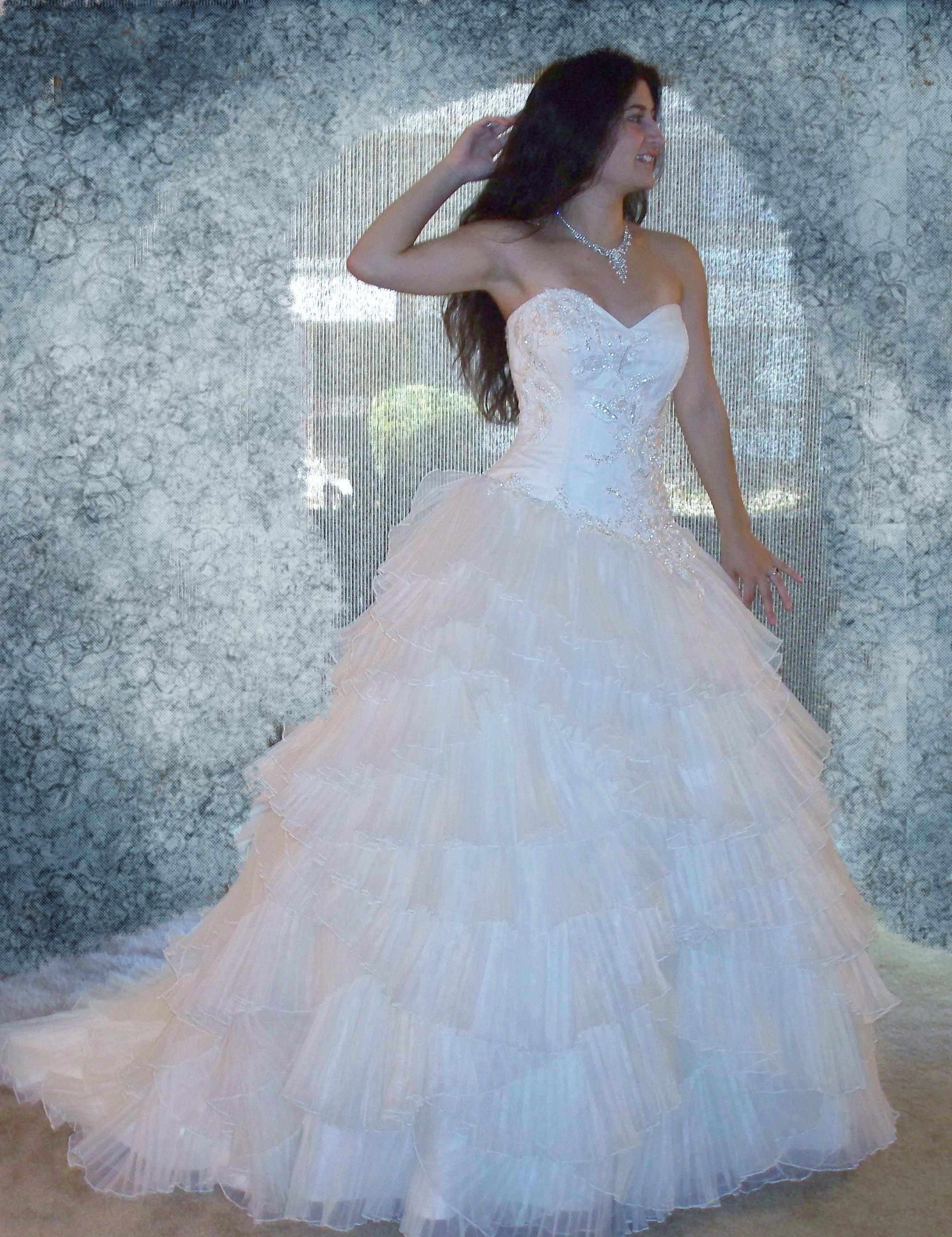 Maggie Sottero Symphony Wedding Dress   The o\'jays, Wedding and The ...