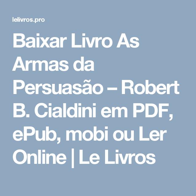 Robert cialdini pdf