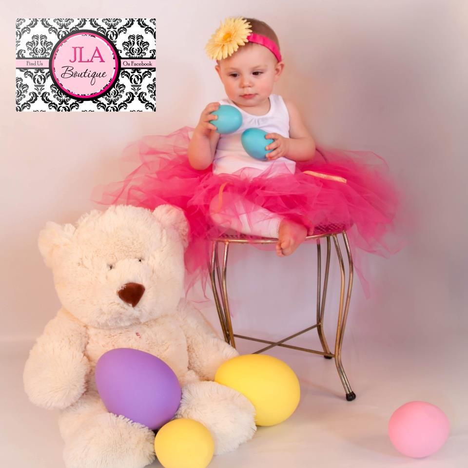 Little Easter Fun Just Being Cute!