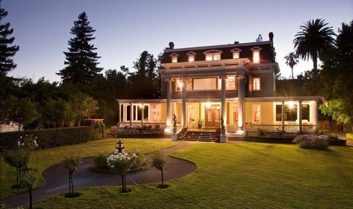Churchill Manor Bed and Breakfast Napa Valley Visit napa