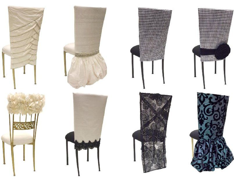 Chiavari Chair Sleeves And Covers Are Really Popular With My Clients This Season