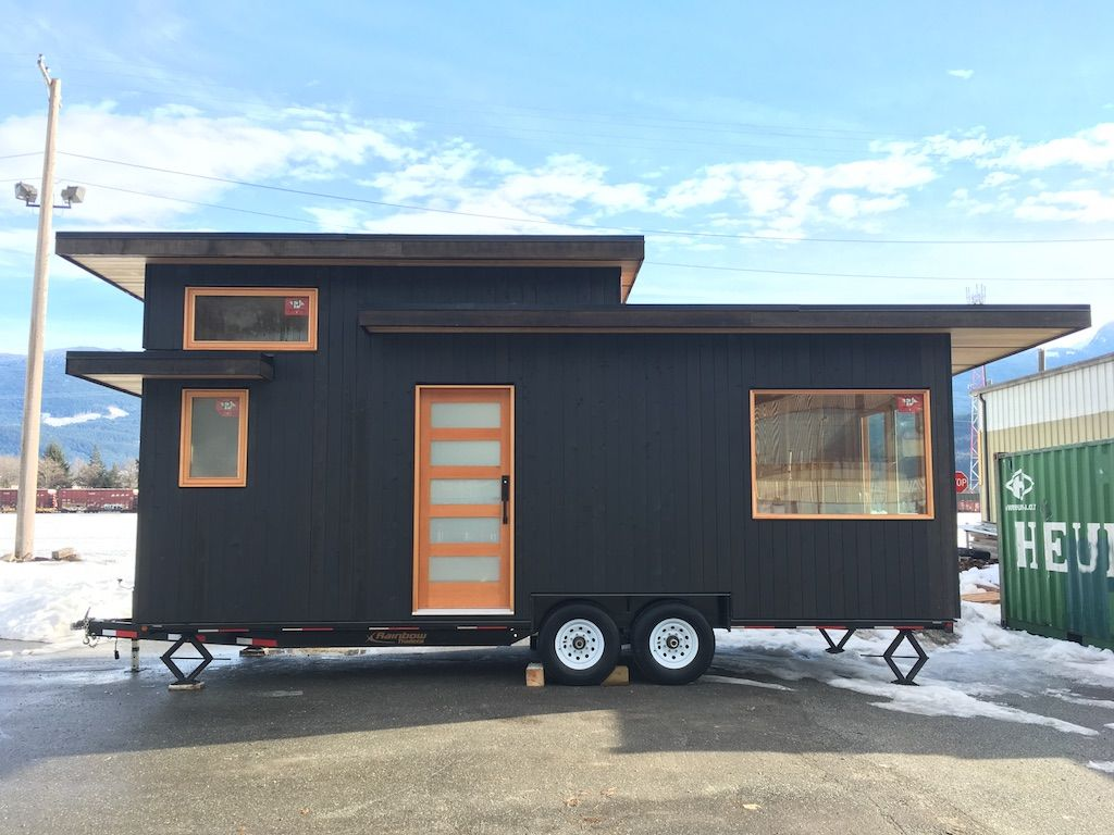 New 24 Modern West Coast Tiny Home Office Studio
