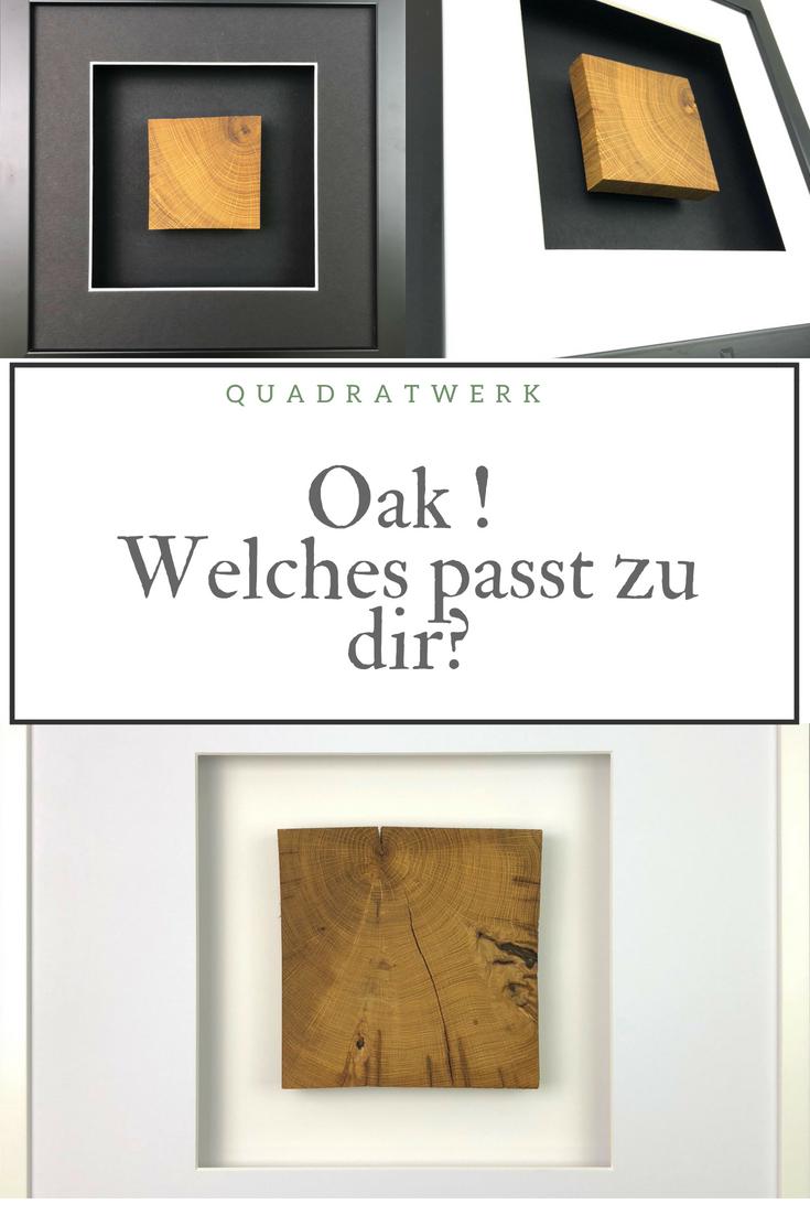 Moderne Wanddeko Mit Eiche Holz Dass Passt Auch Zu Dir Aber Du