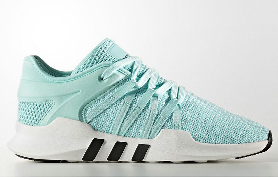 quality design 68c72 08af2 adidas Womens EQT Racing ADV Mint Green