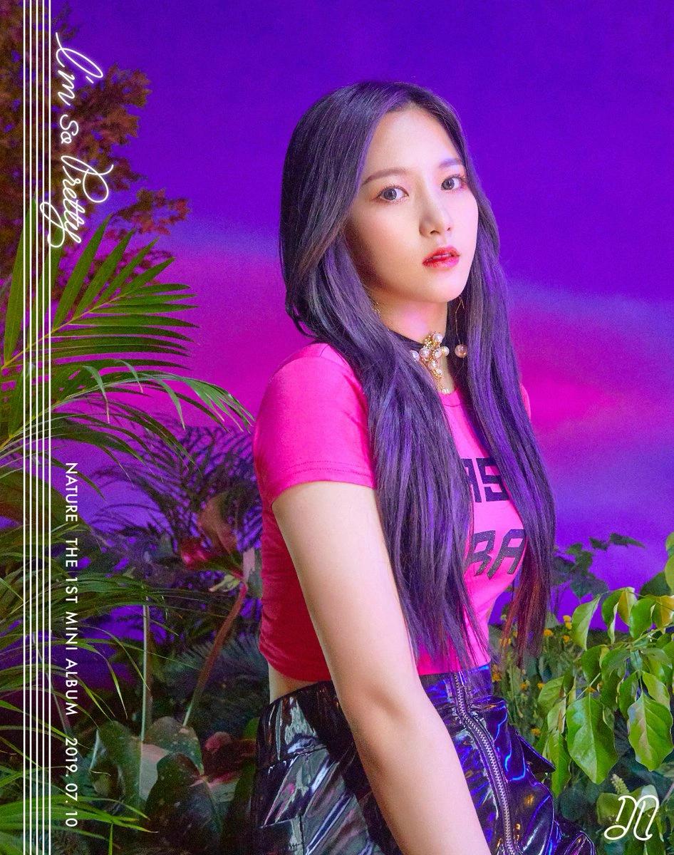 Chaebin Kpop Wiki Fandom Nature Photoshoot Kpop Girl Groups Kpop Girls