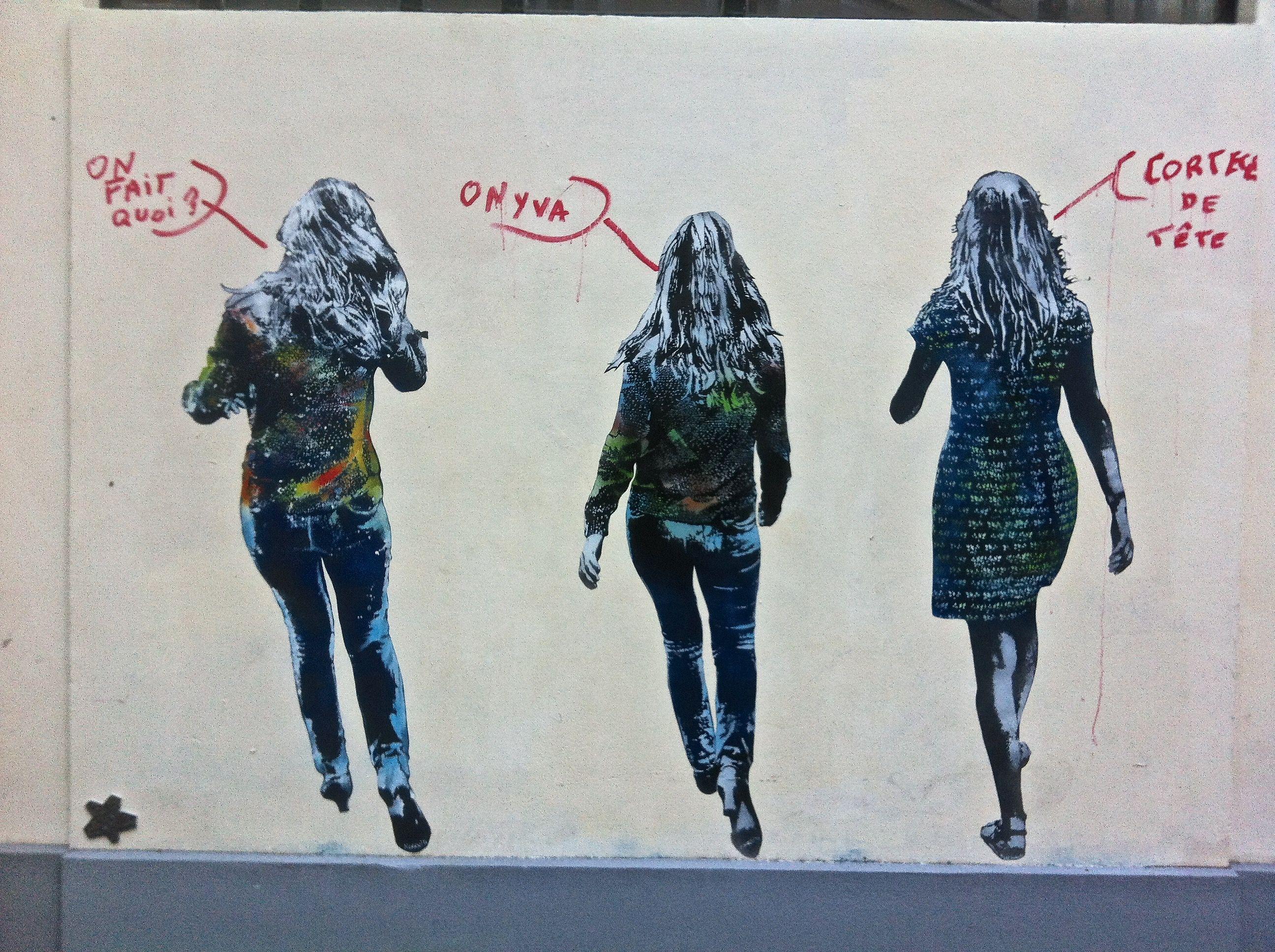 Street Art - Paris 10