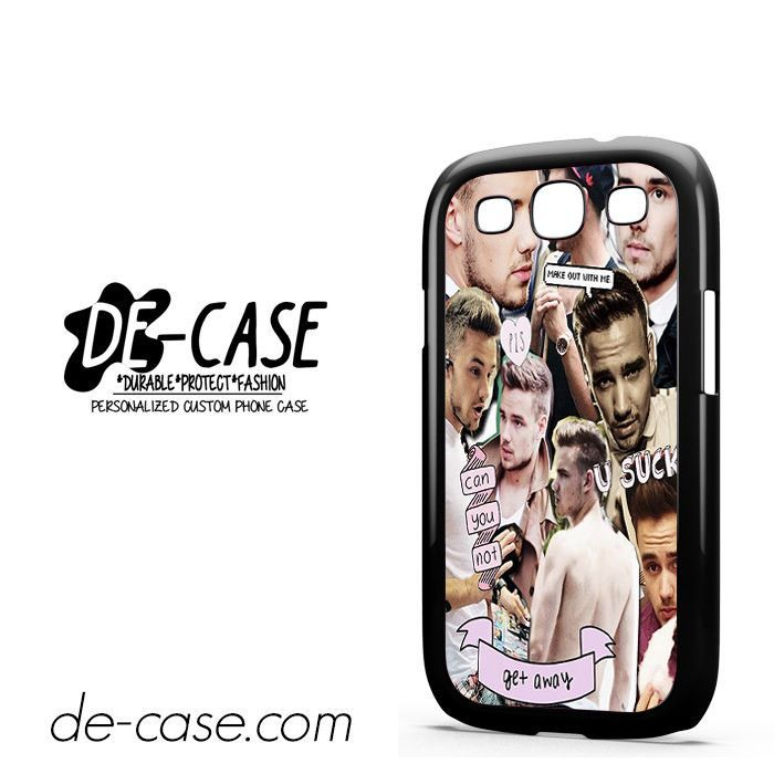 Liam Payne Collage DEAL-6455 Samsung Phonecase Cover For Samsung Galaxy S3 / S3 Mini
