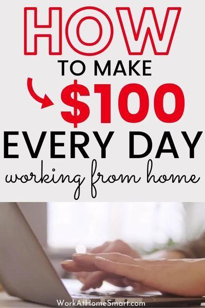 25 legit Ways To Make Money From Home